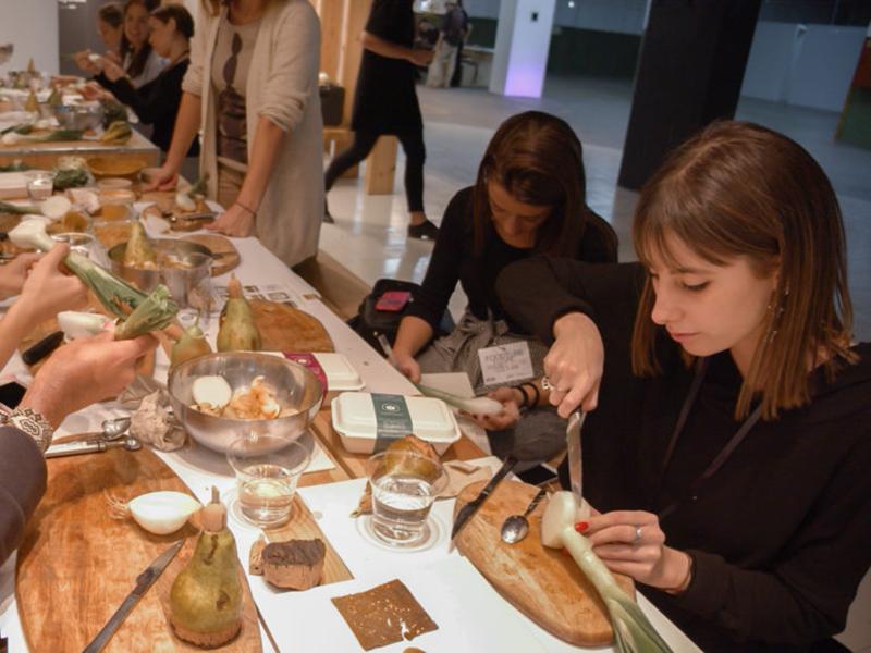 Foodculture: descobreix el moviment cultural comestible | Barcelona centro de Diseño