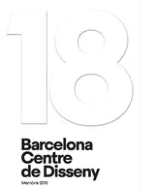 Activity Report | Barcelona centro de Diseño