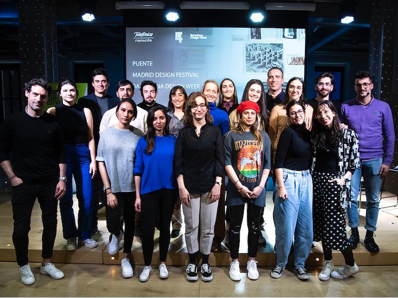 Barcelona Design Week i Madrid Design Festival uneixen les seves forces per reflexionar sobre les ciutats del s.XXI | Barcelona centro de Diseño