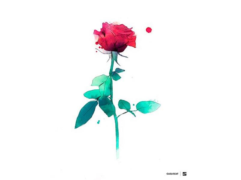 Recomendaciones de Sant Jordi: rosas virtuales y lecturas sobre diseño | Barcelona centro de Diseño