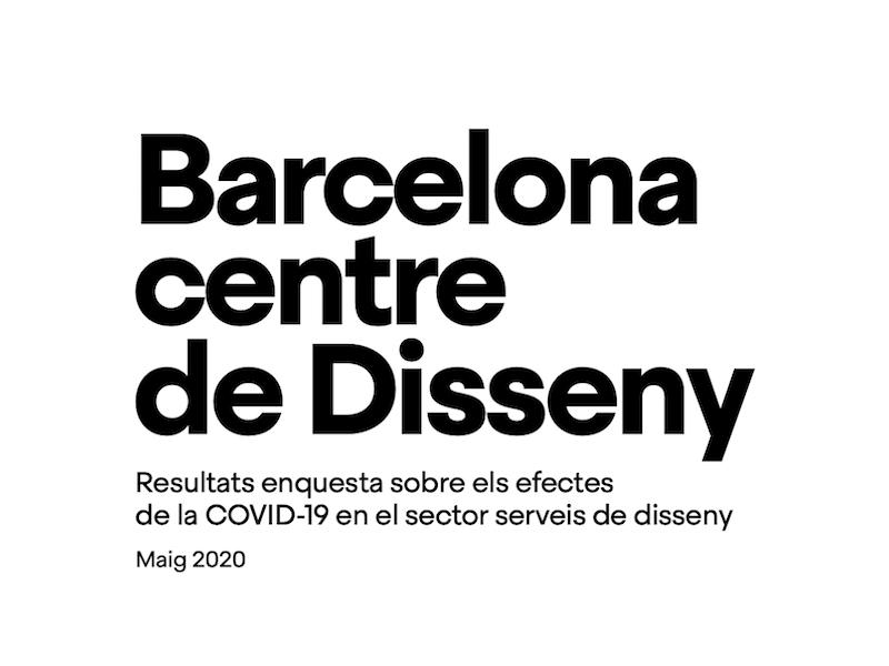 Resultats de l'enquesta a les empreses sobre la seva situació durant la COVID-19 | Barcelona centro de Diseño