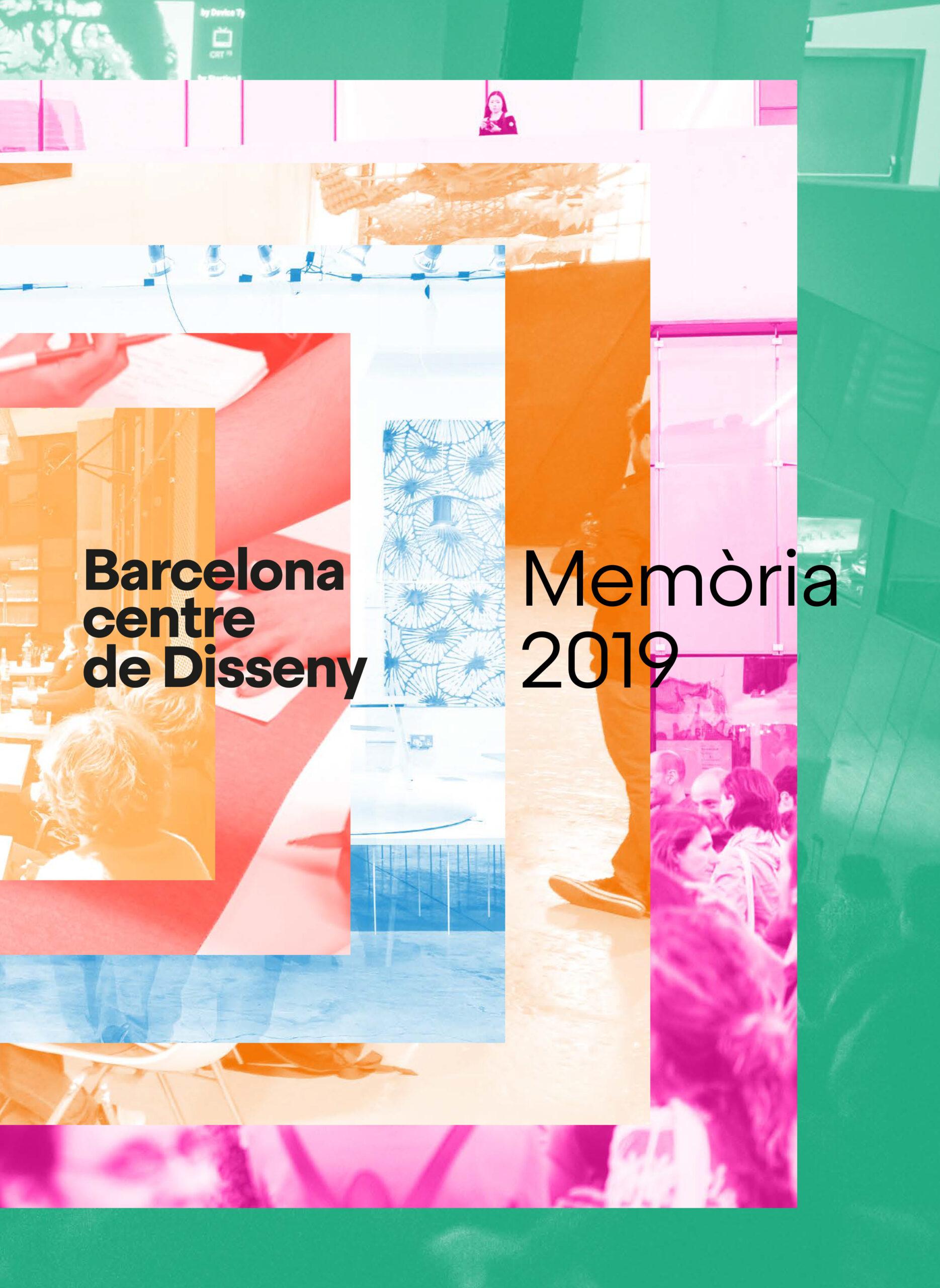 Memoria Actividad | Barcelona centro de Diseño