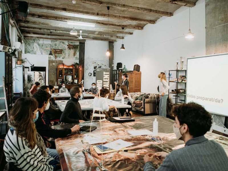 Apunta't a la nova convocatòria de MID Talent | Barcelona centro de Diseño