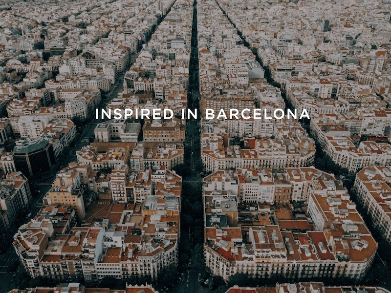 Lanzamos la plataforma de promoción internacional Inspired in Bacelona | Barcelona centro de Diseño