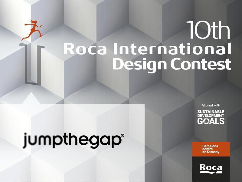 Roca llança la desena edició del seu concurs internacional de disseny, jumpthegap® | Barcelona centro de Diseño