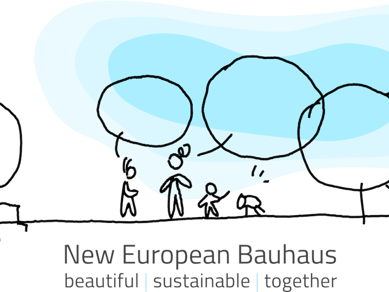 Barcelona centre de Disseny es partner de la New European Bauhaus | Barcelona centro de Diseño