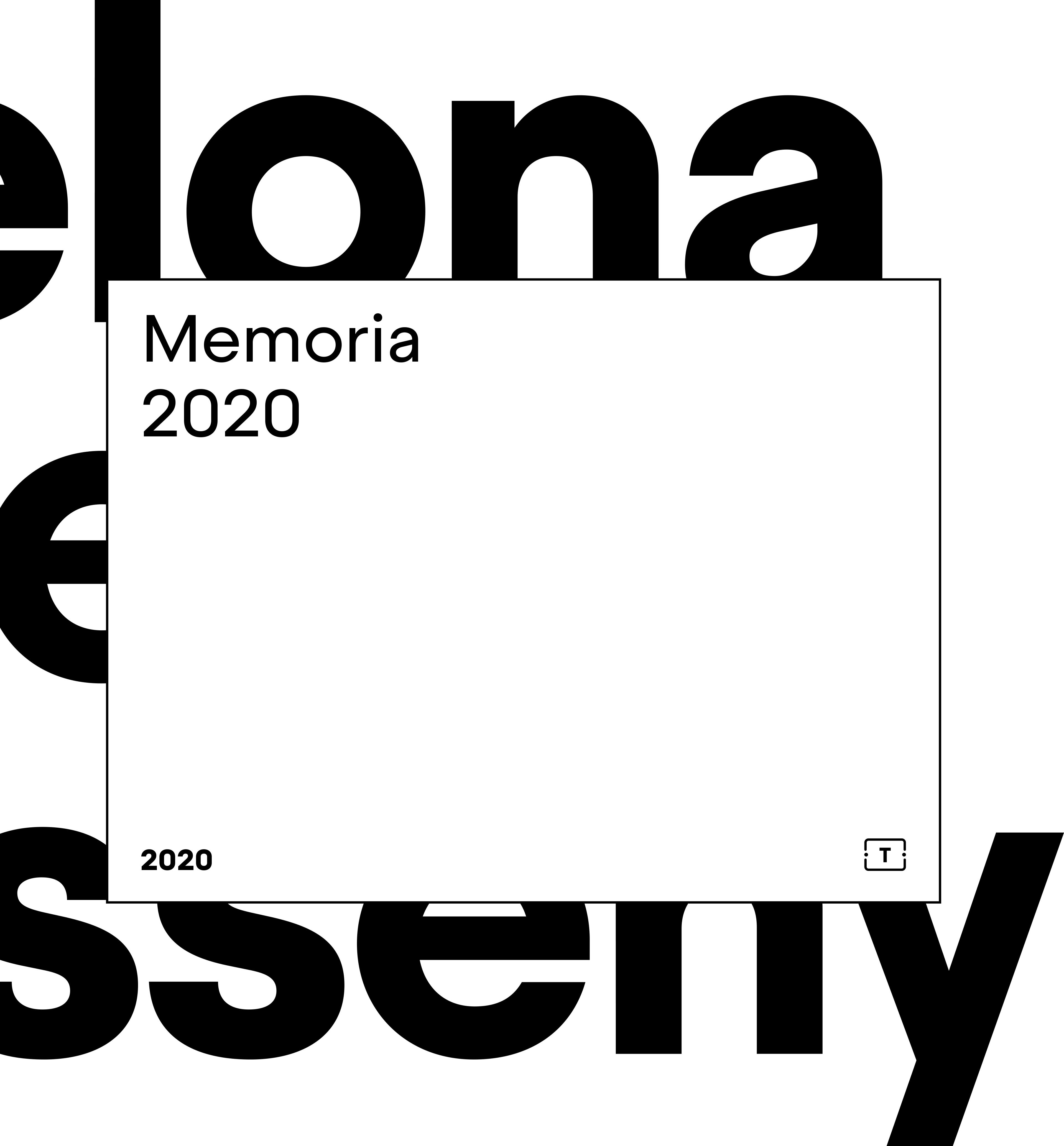 Activity Report | Barcelona centro de Diseño